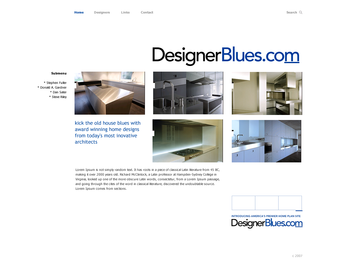 designer blues is now houseplans